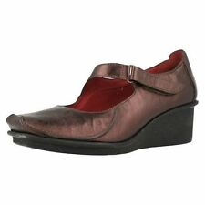 Clarks Wedge Mary Janes Standard Width (D) Heels for Women