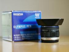 OLYMPUS 9-18 mm f/4-5.6 ED
