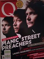 Q JUNE 2018 MANIC STREET PREACHERS Noel Gallagher ACID HOUSE Sean Paul J Cocker