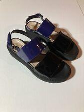 Lanvin Womens Two Strap Sandal