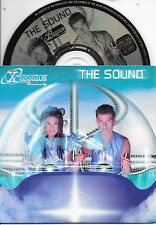 X-SESSION - The sound CD SINGLE 2TR Eurodance 1998 Belgium Cardsleeve
