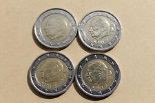 Monete Rare da 2 Euro - Re Alberto Belgio 2000 e 2011 - RARE - Rare Coin