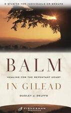 Balm in Gilead: Healing for the Repentent Heart (Fisherman Bible Studyguide), De