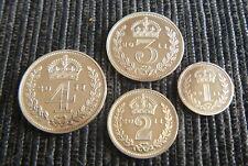 More details for 2011 maundy money set  1d 2d 3d 4d