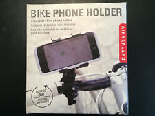 NEW Kikkerland Bike Phone Holder, Black 77928