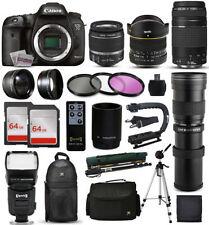 Appareils photo numériques noirs EOS 7D
