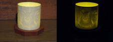 LAMP, CANDLE LIGHT, TEA LIGHT ,NIGHT LIGHT,  LITHOPHANE CUSTOMIZED PHOTO