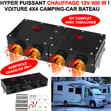 LE CHAUFFAGE SOUFFLANT LE + PUISSANT 12V 900W ! BATEAU CAMPING CAR 4X4 CABRIOLET