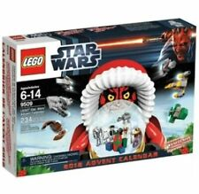 NEW Lego Star Wars Advent Calendar 9509 Christmas Mini-figures from 2012