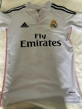 Adidas Climacool Soccer Jersey James Rodriguez Real Madrid FC men's Small