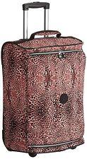 Kipling Teagan Cabin Sized XS 2 Wheeled Trolley Suitcase, 50 cm, Animal Fiesta