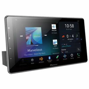 """Pioneer DMH-WT76NEX 9"""" Multimedia Receiver w/ Floating HD Display Built-in Alexa"""