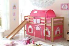 Structures de lit et sommiers transparents pour enfant