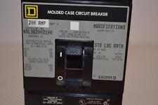 ONE NEW ALLEN-BRADLEY CIRCUIT BREAKER KAL36200.