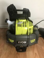 Ryobi RY38BP 175 MPH 760 CFM  2 Cycle Backpack Blower( Couple Times Used)