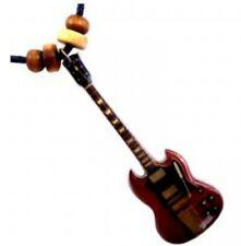 Angus Young AC/DC Miniature Guitar Pendant Necklace