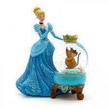 Disney Cinderella Disneyland Paris Snow globe