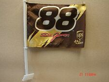 *NEW NASCAR CAR FLAG #88 Dale Jarrett
