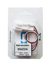 Passenger seat occupancy sensor for Mazda 6, 626, 323, MX5 bypass mat emulator
