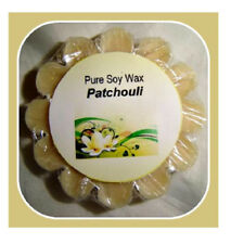 Two Soy Wax Tarts perfumed with Patchouli scented fragrance oil