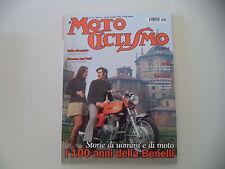 MOTOCICLISMO D'EPOCA 11/2011 SUZUKI RG 500 GP/YAMAHA SRX-6 600/MARS A 20 1000