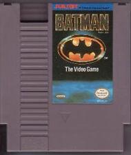 BATMAN BAT MAN ORIGINAL NINTENDO GAME SYSTEM CLASSIC NES HQ