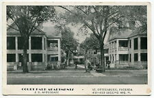 "Old Advertising Postcard: ""Court Park Apartments"" [St. Petersburg, FL]"