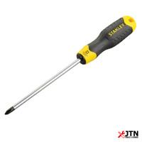 Stanley 064941 Cushion Grip Screwdriver Phillips Tip PH2 x 150mm