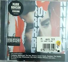 MARK RONSON COVER RADIOHEAD COLDPLAY KASABIAN CD SEALED SIGILLATO