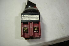 NO NAME MADE IN JAPAN 2-POS MAINT SELEC  SWITCH N.C.-N.O. 10A 125V