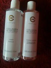 Elizabeth Grant Cleanser & Toner  Collagen Re-Inforce  je 240 ml  DOPPELPACK