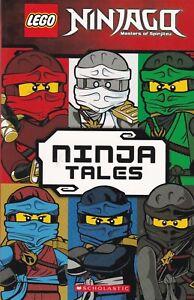 LEGO Ninjago: Ninja Tales by Scholastic (Paperback) NEW Book