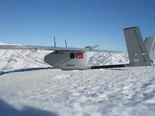 Bayraktar Turkey Baykar Mini UAV Vehicle Desktop Wood Model Big New