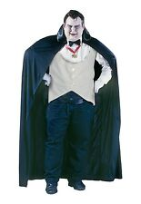 Complete Vampire Dracula Adult Costume Plus Size