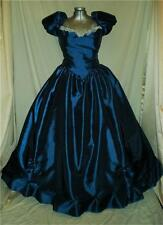"Southern Belle Civil War Old West Nutcracker SASS Ball Gown Dress, 34"" Bust"