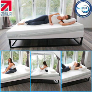 Acid Reflux Bed Wedge Mattress Tilter Incline Bed Therapy All sizes ✔  UK Made ✔