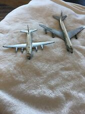 Dinky Toys - 706 Air France Vickers Viscount Liner Aircraft & Boeing 707