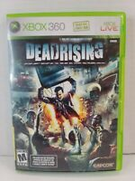 Dead Rising (Microsoft Xbox 360, 2006) Complete and Tested Works Great!
