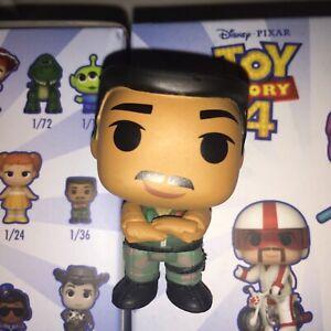 Funko Mystery Minis Disney Pixar Toy Story 4 - COMBAT CARL - 1/36 CHASE