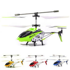 Syma S107/S107G RC Helicopter 3 Channel Mini Metal Remote Control Gyro Toy Gift