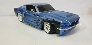 1/12 Maisto Tech radio control 1967 Ford Mustang GT R/C boxed Car