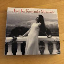 JAZZ FOR ROMANTIC MOMENTS 2 CD DIGIPAK