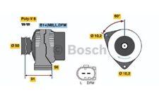 BOSCH Alternador 150A Para MERCEDES SL 0 986 047 550