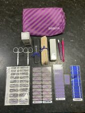 Jamberry Application Kit Nail Care Cuticle Oil Wraps & More