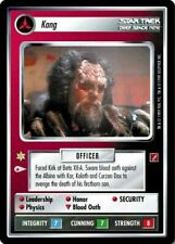 Star Trek CCG Blaze of Glory Kang