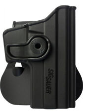 Z1090 IMI Defense Black Right Hand Roto Holster for Sig Sauer 225/229 9mm -U