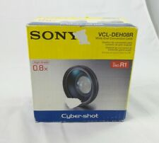 Sony VCL-DEH08R 0.8x Wide End Conversion Lens for DSC-R1