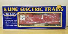 K-Line SP 5114 Santa Fe Boxcar O/027 Freight Car Shock Control