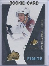 2010-11 UD SPX KEVIN SHATTENKIRK RC FINITE ROOKIES /499
