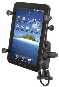 RAM Motorcycle/Handlebar X-Grip Mount for Samsung Galaxy Note 8.0, Others